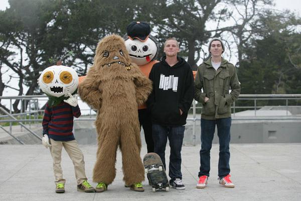 Adidas Skateboarding - Micheal Sieben