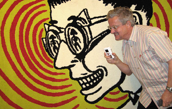 mark mothersbaugh yo gabba gabba