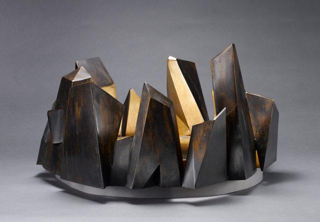 Jud Bergeron Sculpture